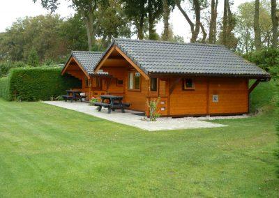 Camping Duinhorst - Wassenaar - Trekkershut